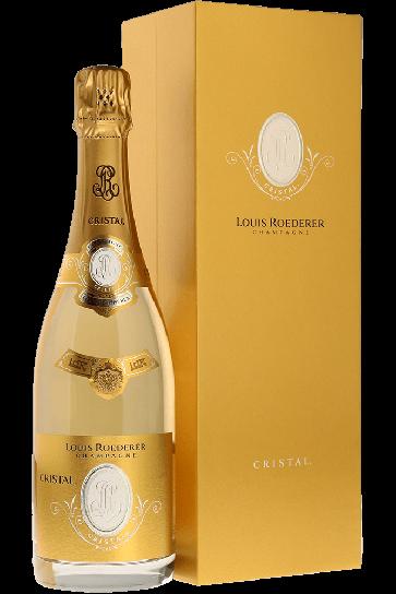 Cristal Champanhe + Estojo