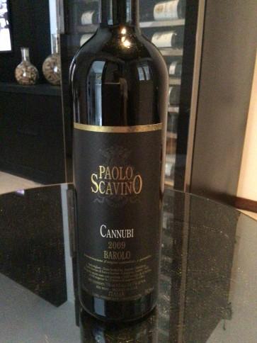 "Barolo Paolo Scavino ""Cannubi"""